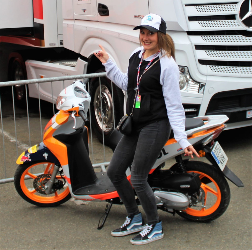scooter Marquez