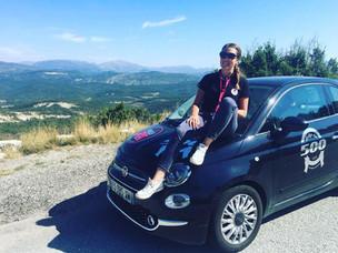 Un Rallye 100% féminin, 100% FIAT 500