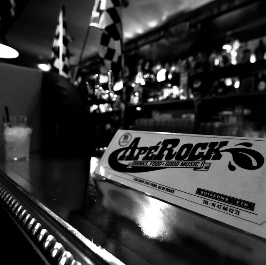 bar Apérock Ducati Scrambler 1100