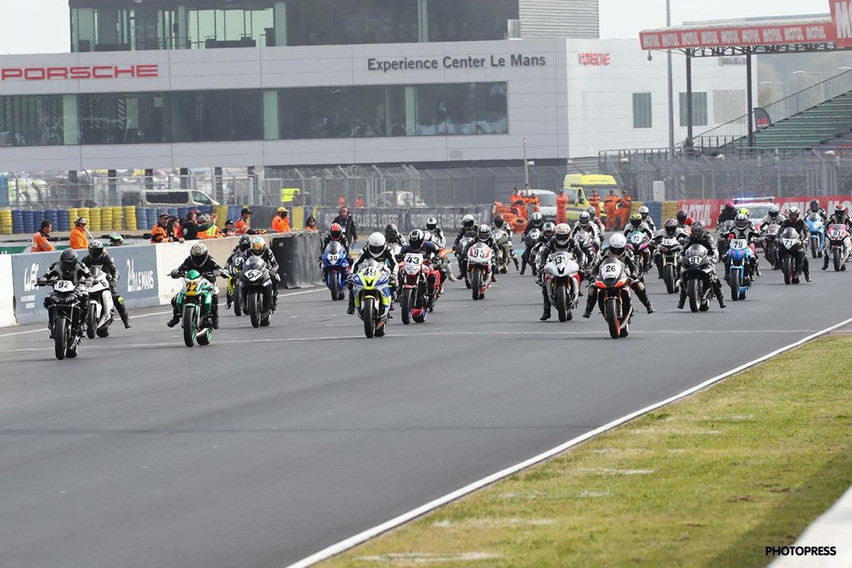 championnat féminin moto