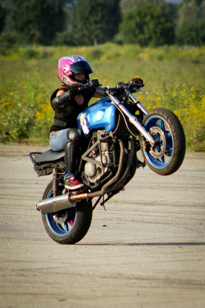 stunt cb500