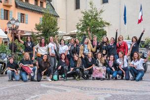 Héroïnes et Gasoline : Ride Féminin en Triumph