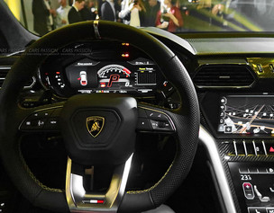 Lamborghini Party : Découverte de l'unique showroom Parisien et du nouveau SUV Lamborghini URUS