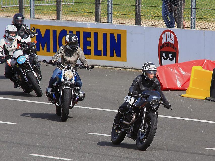 essai moto cafe racer festival
