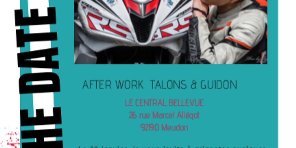 After-Work Talons et Guidon