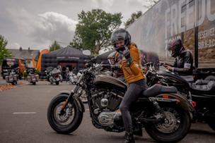 Passer d'une sportive à une Harley : Je l'ai fait !