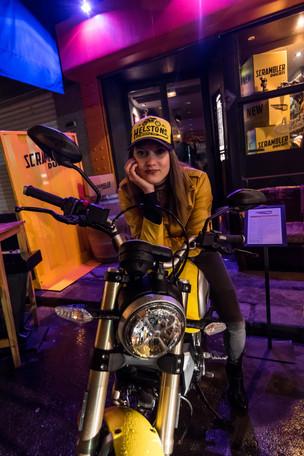 Lancement du nouveau Ducati Scrambler 1100