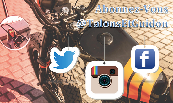 Contact Talons et Guidon