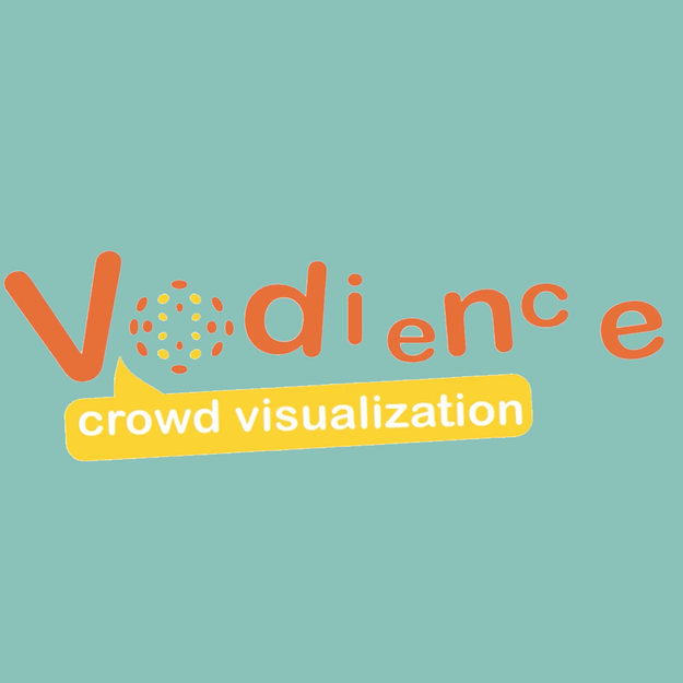 Vodience - crows visualization