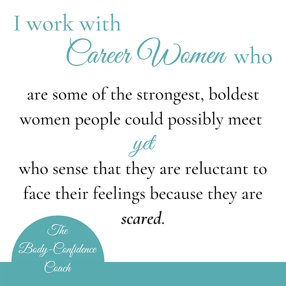 Body-Confidence, Self-Leadership, Executive Coaching, Body Image, Personal Development, Women in Business, Career Advice