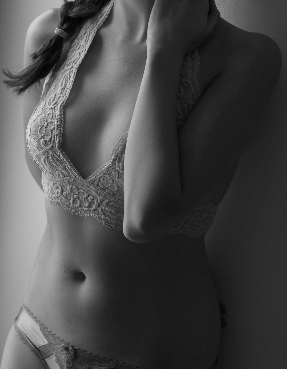 Sensual Boudoir Portrait Photographer