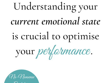 Emotionally aware performance