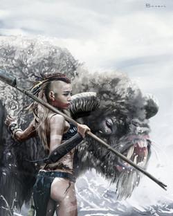 The Winter warrior 02