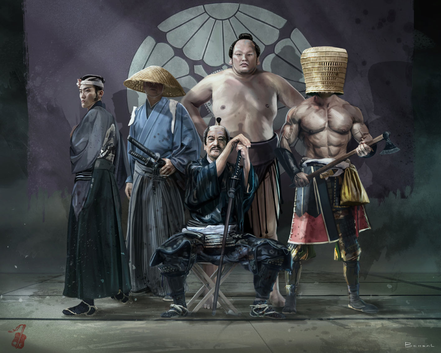 Samurais group