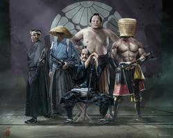 Samurais group
