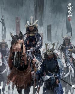 Samurai-focus