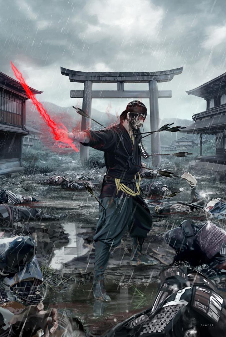 Samurai Onryo cover