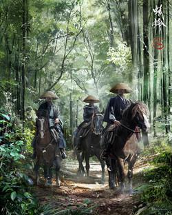 Samurais-Bandit