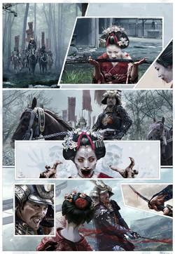 Samurai page
