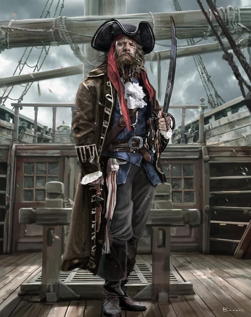 Pirates Man
