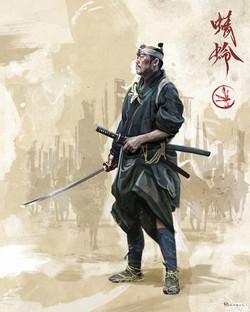Samurai-wear-art