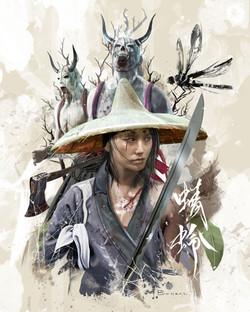Samurai-Hamy-ilustra-prueba-compo