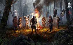 Samurais-Fire-night-b