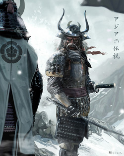 Kamen-Bushi Asia Legends