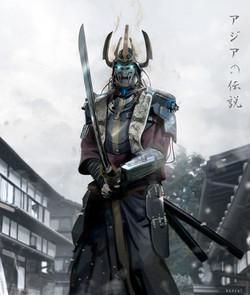 Ciber Samurai