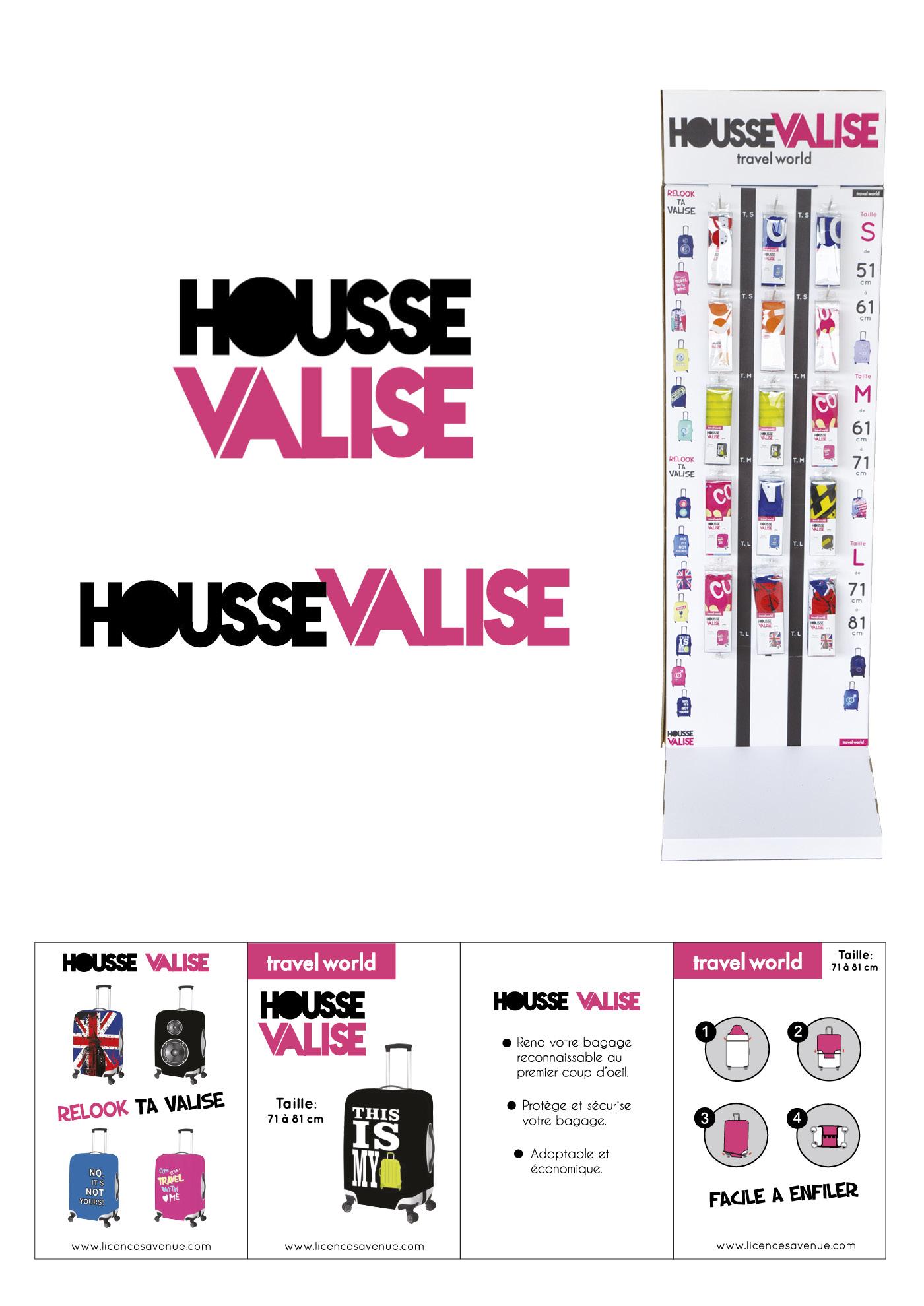 Logo, packaging, PLV