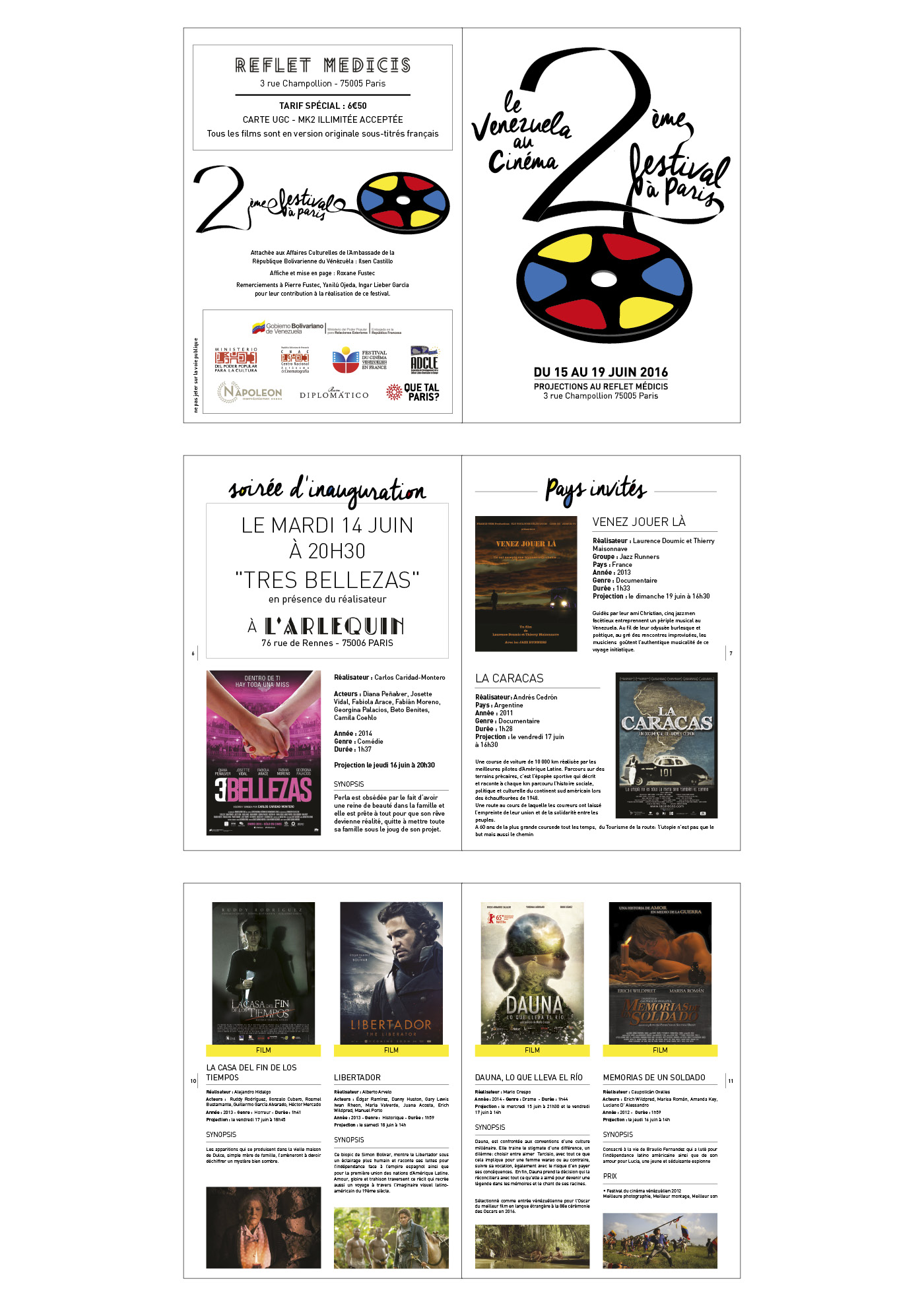 Festival_2016 - Programme