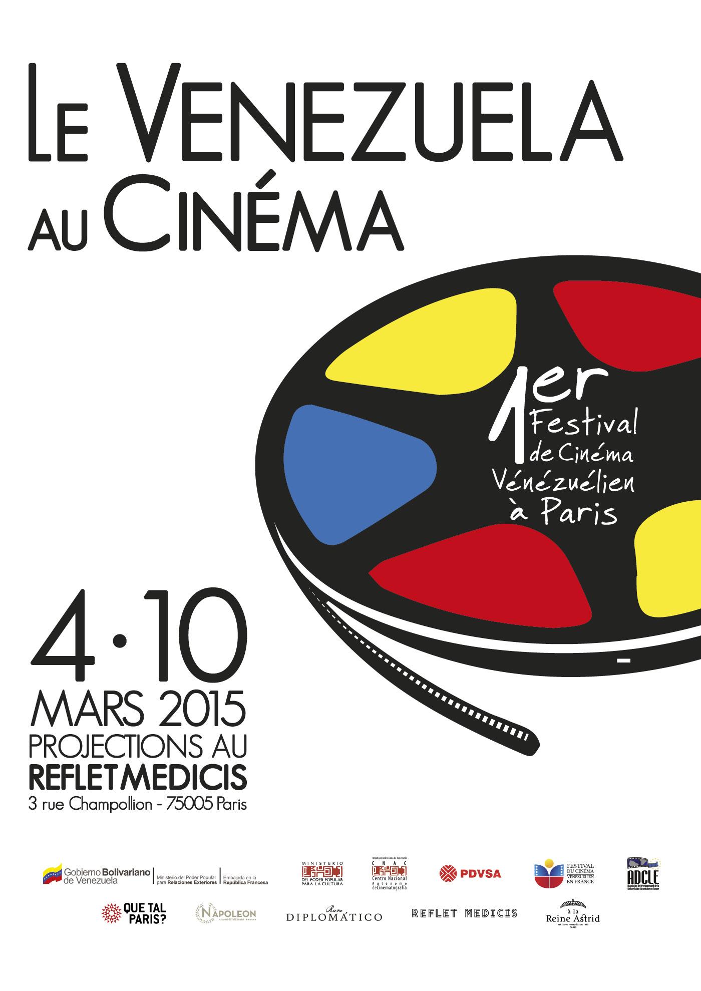 Festival 2015 - Affiche