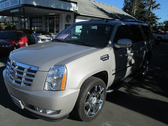 2008 Cadillac Escalade $31000
