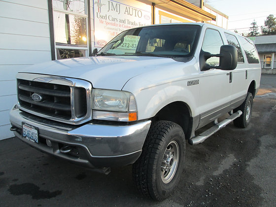 2003 Ford Excursion  $12999.