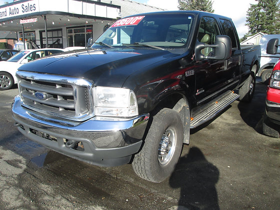 2000 Ford F350 $13500.