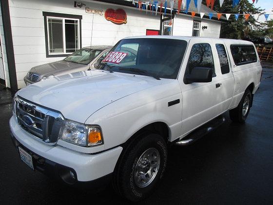 2010 Ford Ranger $15900