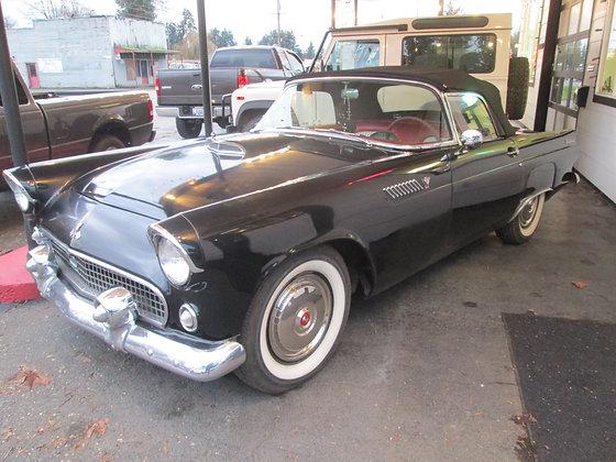 1955 Thunderbird Convertable