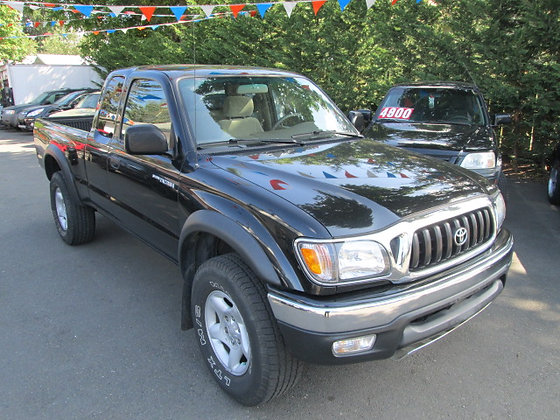 Toyota Tacoma $12,500