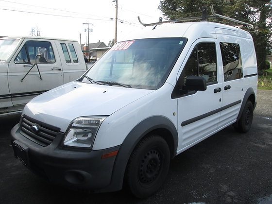 2011 Ford Transit Connect $8500.