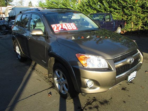 2011 Toyota Rav4 $22499