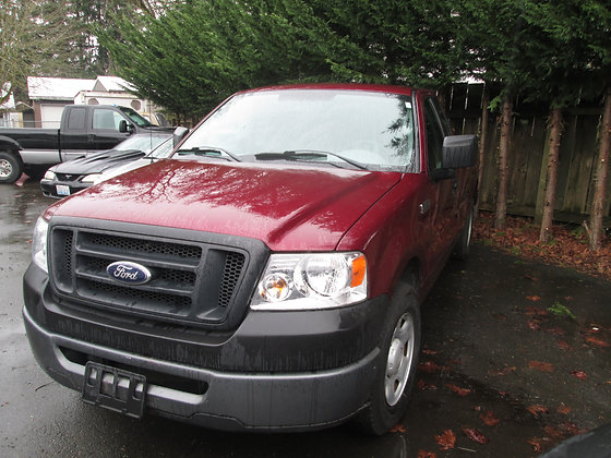 2006 Ford F150  $7995.