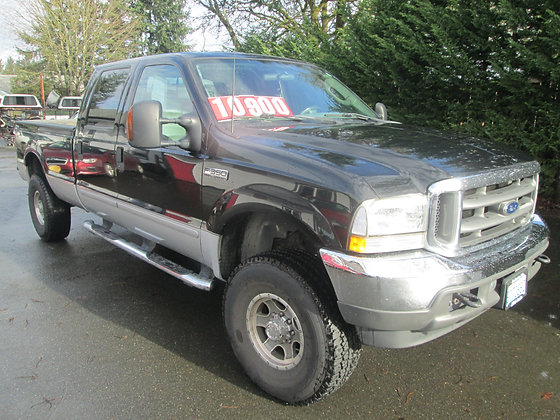 2003 Ford F350 $10900
