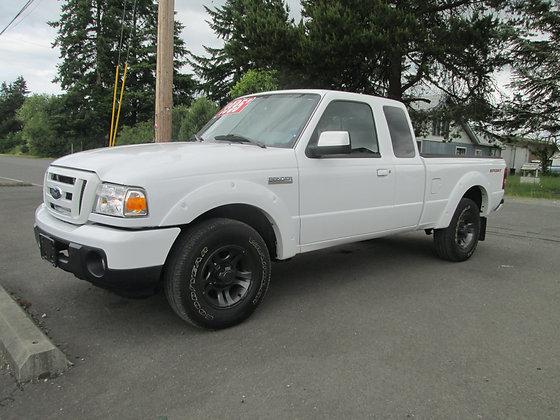 2010 Ford Ranger - Sport