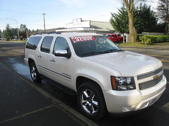 2012 Chevy Suburban LTZ- $32,900