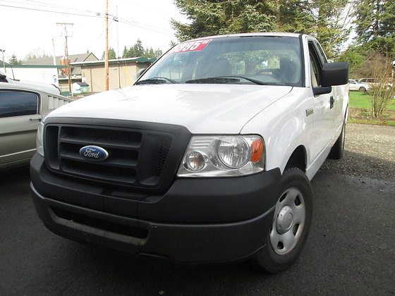 2008 Ford F150  $5885.