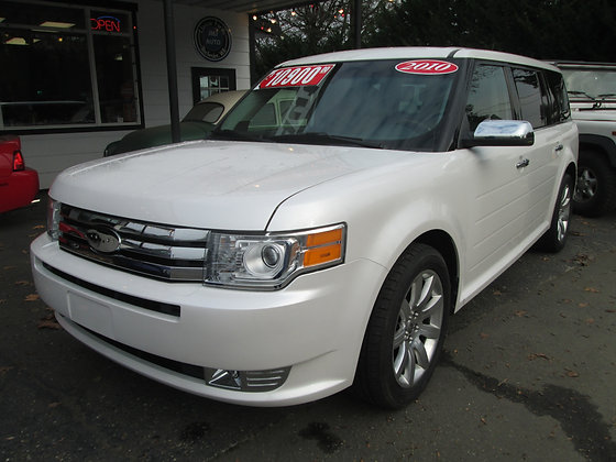 2010 Ford Flex  Limited SUV 4D