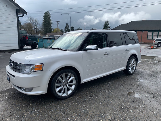 2011 Ford Flex Ecoboost Limited Awd