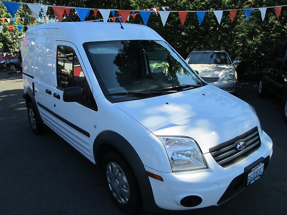 2012 Ford Transit Connect $14,999