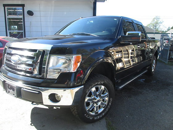 2010 Ford F150  $15900.
