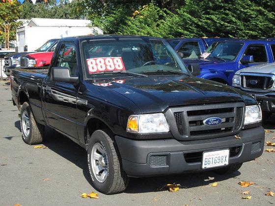 2007 Ford Ranger - $8,899